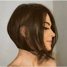 66 Chic Short Bob Hairstyles & Haircuts for Women in 2019 - Hairstyles Trends Medium Hair Styles, Curly Hair Styles, Natural Hair Styles, Medium Bob Hairstyles, Hairstyles Haircuts, Grunge Hair, Hair Dos, Short Hair Cuts, Hair Trends