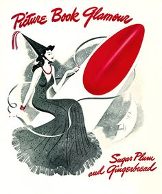 Glamour witch 1941