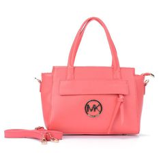 Michael Kors Selma Logo Medium Pink Totes, Your First Choice