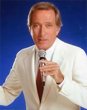 Andy Williams 2 diff Color 8x10 Celebrity Publicity Photos