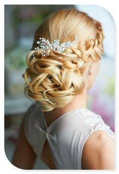 Die 39 Besten Bilder Von Brautfrisuren Hair Makeup Wedding Hair