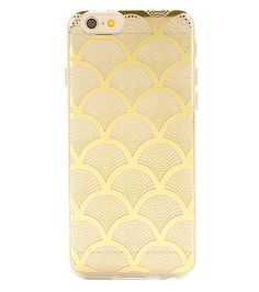 We love these rad iPhone 6 cases! Sonix's metallic cases ($39; sonixcases.com) #InStyle