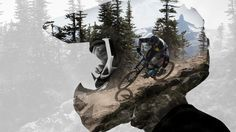 The Deep Summer Photo Challenge at Crankworx Whistler, which is the largest…