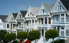 Painted Ladies - San Fran