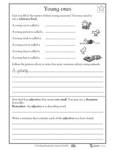 Worksheets Free 2nd Grade Language Arts Worksheets free language arts worksheet for 2nd and 3rd grades your child third grade will practice basic research skills and