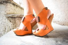 perfect summer wedges