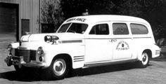 NYC EMS 1940s