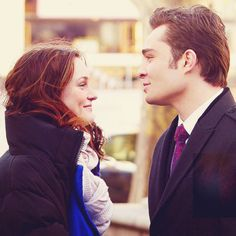 Blair: Isn't there someone else you can torture? Chuck: Probably, but I choose you.