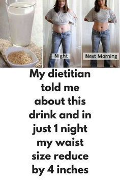 Night drink to reduce waist size by 4 inch in just 1 night Do you know most of the time you are not fat but your stomach is bloated and you can easily remove it naturally. In such cases...