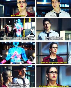 Arrow 3x09  I hope everyone got the hint.... The ATOM, he is very important !!!!!!!!!!!!!!