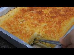 Bolo de Fubá Muito Cremoso e Delicioso VEDA4 - YouTube Bolos Low Carb, Coco, Chocolate, Cornbread, Macaroni And Cheese, Food And Drink, Cooking, Ethnic Recipes, Gisele