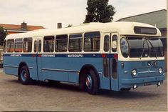 oude Nederlandse bus