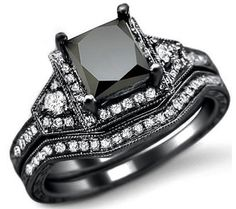 I wouldnt say no to a black diamond.