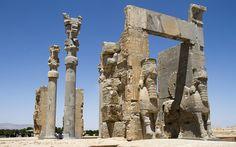 63-Persépolis - Fars, Irã