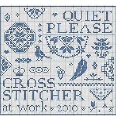 Quiet please....