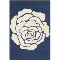 Safavieh Cambridge Permelia Hand-Tufted Wool Area Rug, Beige