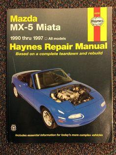 1626 best manuals images on pinterest repair manuals atelier and manualspro miata shop manual service repair mazda book mx5 haynes chiltonworkshop https fandeluxe Gallery