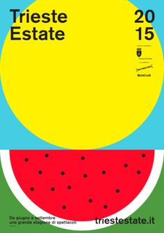 mut triesteestate  70x100 a 2000 poster by studio mut