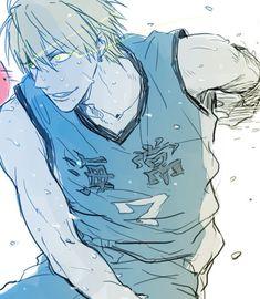 Anime Guys Seme Kuroko No Basket Kuroko No Basket, Anime Basket, Anime Demon Boy, Anime Guys, Manga Anime, Anime Art, Basketball Manga, Kuroko's Basketball, Kise Ryouta