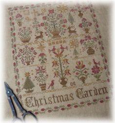 christmas garden 9 1