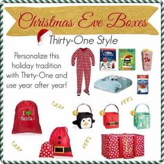 Thirty One Gifts Holidays 2017 Totes Fall