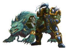 Varian Wrynn vs Deathwing by SiaKim on DeviantArt Warcraft Orc, World Of Warcraft Legion, Fantasy World, Fantasy Art, Varian Wrynn, Fantasy Fighter, For The Horde, Fantasy Races, Alternative Art