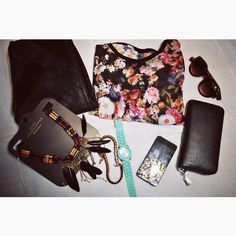 #indie #fashion #outfit #spring #flowers