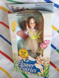 Vintage Hornby Flower Fairies 1983 MAGIC by LittleToyLost on Etsy