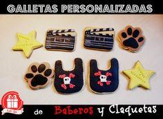 Galletas personalizadas para @baberos  kukibox- galletas personalizadas www.kukibox.com
