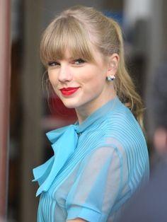@thegirlwhocruisestoomuch // Taylor Swift // Red