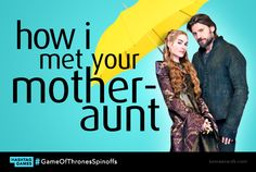 The #GameOfThronesSpinoffs you've been waiting for.