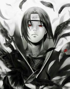 Image about anime in Naruto Shippuden/Gaiden by ☆*:. Itachi Uchiha, Naruto Shippuden Sasuke, Anime Naruto, Naruto Sasuke Sakura, Wallpaper Naruto Shippuden, Naruto Art, Boruto, Itachi Akatsuki, Sasuke Sarutobi