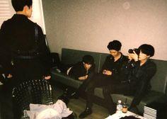"""bangtan in film ♡ —— a short thread"" Foto Bts, Bts Photo, Photo Scan, Bts Bangtan Boy, Bts Jungkook, Namjoon, Taehyung, Bts Poster, Bts Polaroid"