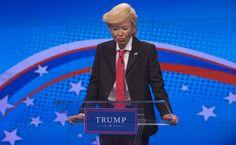 Kelly Ripa as Donald Trump