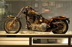 Tsunami Harley Exhibit Opens in Milwuakee