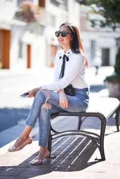 Buttoned Up (9to5Chic)