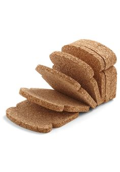 Something Whimsical: Toast of All Coasters by ModCloth  I think I could make these from cork tiles.