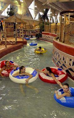 Love the Kalahari Resort....Wisconsin Dells