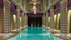 Aswan's spa in the Sofitel hotel .... relaxxxxxxxxxx