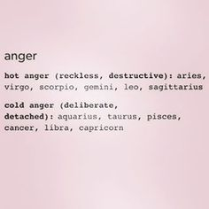 There's nothing reckless about my anger; it's quite precise.