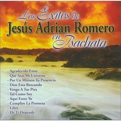 Various Artists - Los Exitos de Jesus Adrian Romero en Bachata (CD)