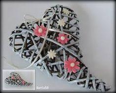 Výsledek obrázku pro pletení z papíru srdce návod