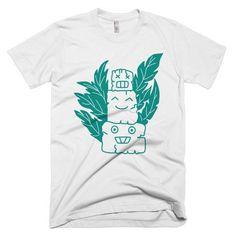 """""""Totem"""" American Apparel t-shirt"""