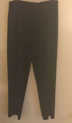 Nice Exclusively MISOOK Black Acrylic Knit Pants XL | eBay