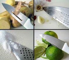 Multifunkčný nôž