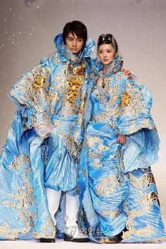 KoreanFashion: Kim Bong-nam (Andre Kim) - King of Fashion