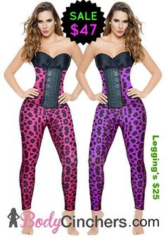 626c40eb48ad3 Bring out your Wild Side in our Leopard Prints - Waist Trainer Sale $47 and  matching