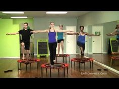 Mini Trampoline Workout – Fitness at Daybreak