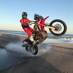 "Kevin Benavides on Instagram: ""Buena semana 🤟🏼#47"" Enduro Motocross, Instagram, Motorbikes"