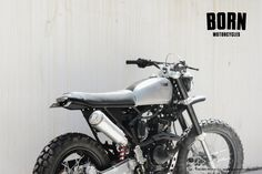 Cafe racer by born